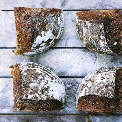 Rye Bread, Vollkornbrot  & Pumpernickel