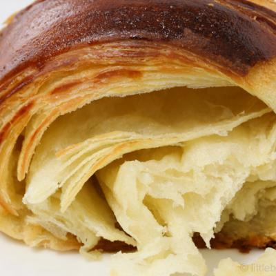 Delectable Pastries with Sourdough - Cakes, Croissants, Brioche and more